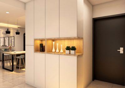 03_Entrance Cabinet