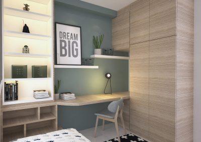 11 boy's room