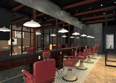 Barber Area