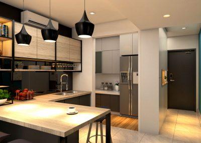 04_Dry Kitchen Area