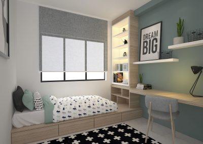 10 boy's room