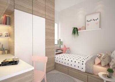 12 girl's room