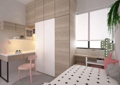 13 girl's room